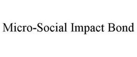 MICRO-SOCIAL IMPACT BOND