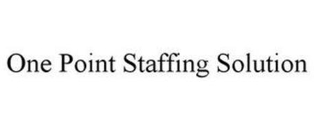 ONE POINT STAFFING SOLUTION