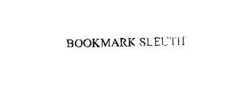 BOOKMARK SLEUTH