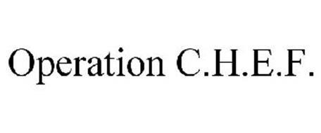 OPERATION C.H.E.F.