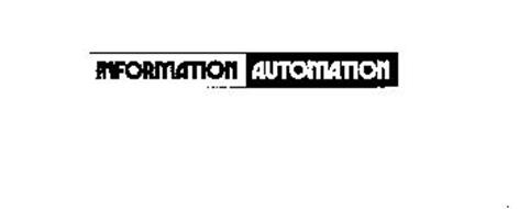 INFORMATION AUTOMATION