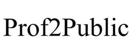PROF2PUBLIC