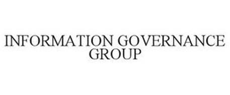 INFORMATION GOVERNANCE GROUP
