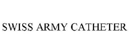 SWISS ARMY CATHETER