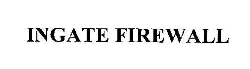 INGATE FIREWALL