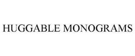 HUGGABLE MONOGRAMS