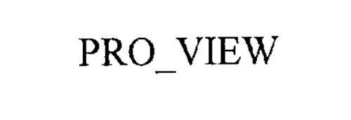 PRO_VIEW
