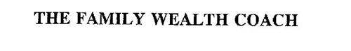 THE FAMILY WEALTH COACH