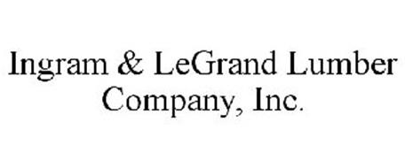 INGRAM & LEGRAND LUMBER COMPANY, INC.