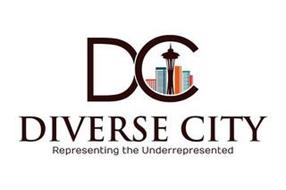 DC DIVERSE CITY REPRESENTING THE UNDERREPRESENTED