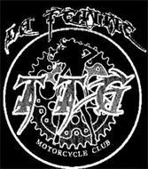 LA FEMME TTG MOTORCYCLE CLUB