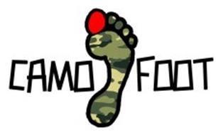 CAMO FOOT