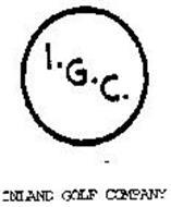 I.G.C. INLAND GOLF COMPANY