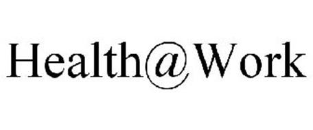 HEALTH@WORK