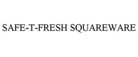 SAFE-T-FRESH SQUAREWARE