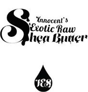 INNOCENT'S EXOTIC RAW SHEA BUTTER IES