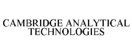 CAMBRIDGE ANALYTICAL TECHNOLOGIES