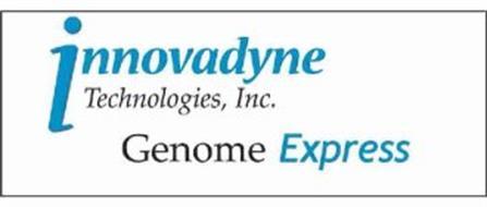 INNOVADYNE TECHNOLOGIES, INC. GENOME EXPRESS