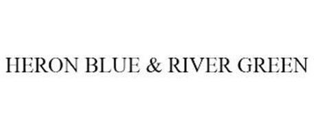 HERON BLUE & RIVER GREEN