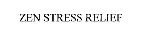 ZEN STRESS RELIEF