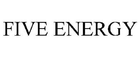 FIVE ENERGY