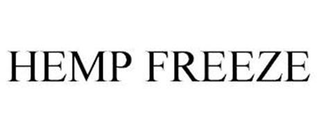 HEMP FREEZE