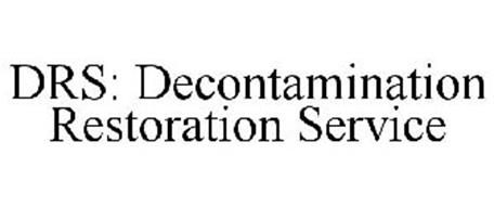 DRS: DECONTAMINATION RESTORATION SERVICE