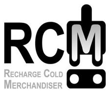 RCM RECHARGE COLD MERCHANDISER