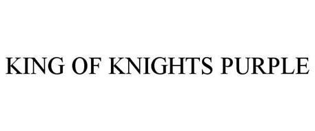 KING OF KNIGHTS PURPLE