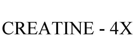 CREATINE - 4X