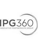 IPG360 INNOVATIVE PARTNERSHIPS GROUP