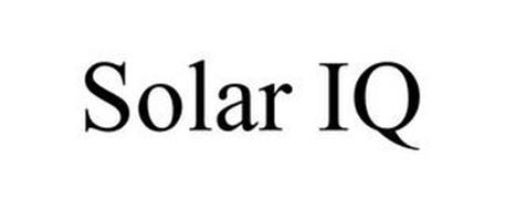 SOLAR IQ