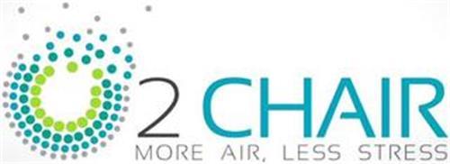 O2CHAIR MORE AIR, LESS STRESS