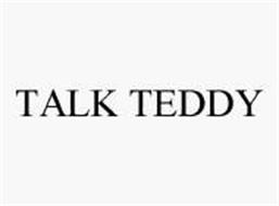 TALK TEDDY