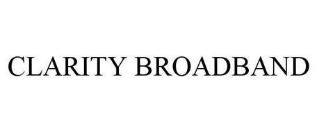 CLARITY BROADBAND