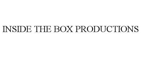 INSIDE THE BOX PRODUCTIONS