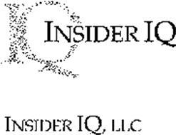 IQ INSIDER IQ INSIDER IQ, LLC