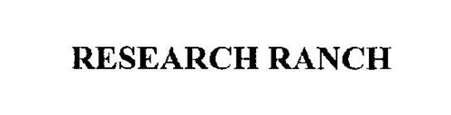 RESEARCH RANCH
