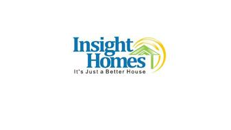 INSIGHT HOMES IT'S JUST A BETTER HOUSE