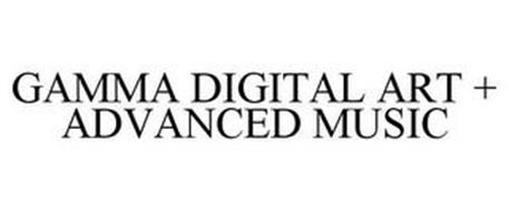 GAMMA DIGITAL ART + ADVANCED MUSIC