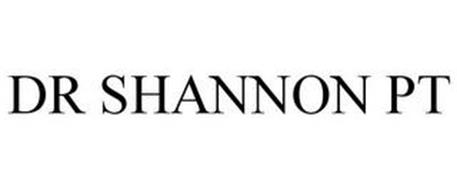 DR SHANNON PT