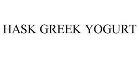 HASK GREEK YOGURT