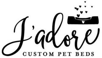 J'ADORE CUSTOM PET BEDS