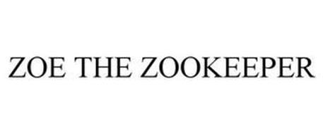 ZOE THE ZOOKEEPER