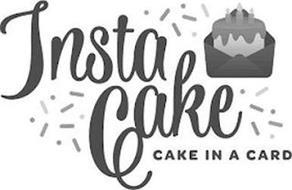 INSTACAKE CAKE IN A CARD
