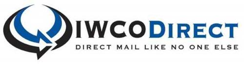 IWCO DIRECT DIRECT MAIL LIKE NO ONE ELSE