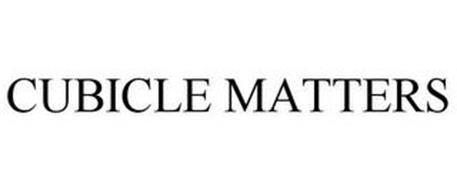 CUBICLE MATTERS