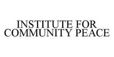 INSTITUTE FOR COMMUNITY PEACE