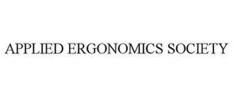 APPLIED ERGONOMICS SOCIETY