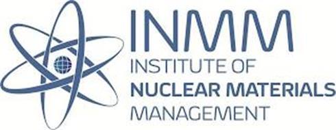 INMM INSTITUTE OF NUCLEAR MATERIALS MANAGEMENT